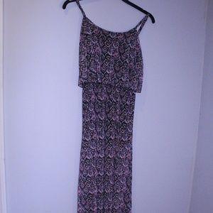 Eye Candy Summer/Fall Dress Size S